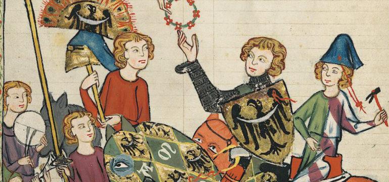 Codex Manesse, Ruprecht-Karls-Universität Heidelberg