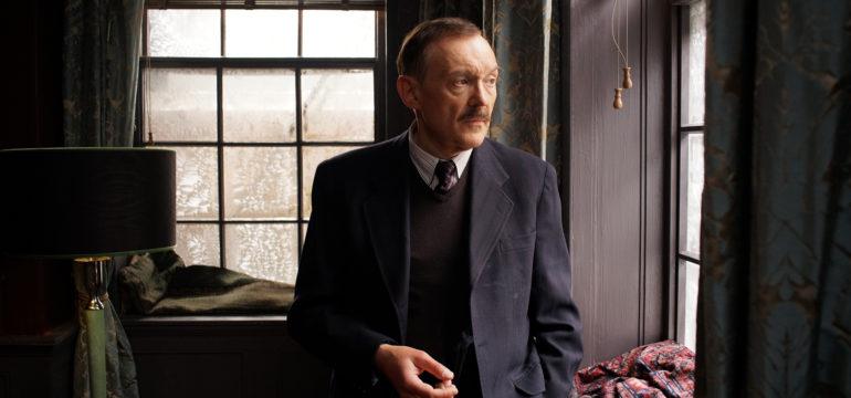 Josef Hader jako Stefan Zweig, kadr z filmu