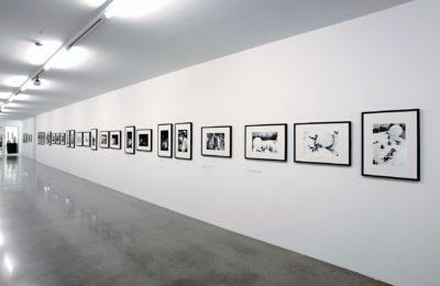 Sala wystawowa. Peter Baum, fot. Ulrich Dertschei © Belvedere, Wien