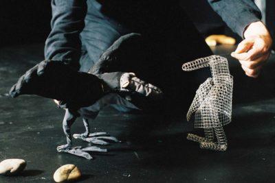 Zdjęcie z przedstawienia opartego na komiksie Nicolasa Mahlera © nicolas mahler