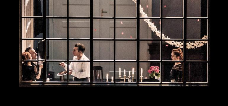 Liebelei, reż. Raimunf Orfeo Voigt, Theater in der Josefstadt (2014) © Raimund O. Voigt