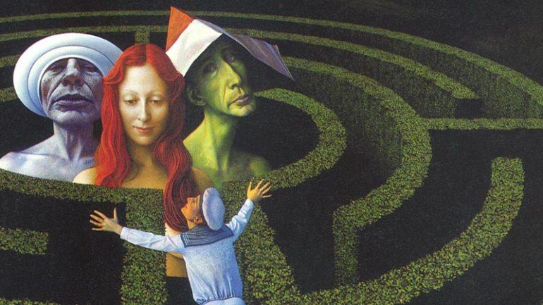 Labyrinth (1991), Rudolf Hausner