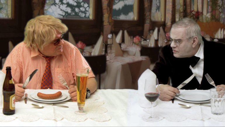 """Fragment z filmu """"Dialog über Österreich. Ein Wiener Lautgedicht"""" (2013)"""