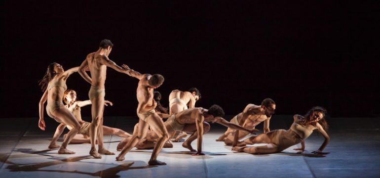 """Balletto di Roma w spektaklu """"Giselle"""", fot. M. Carratoni"""