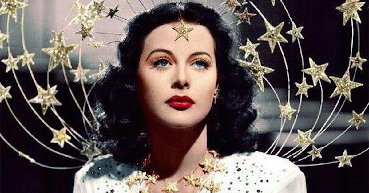 żądze Hedy Lamarr Austriart