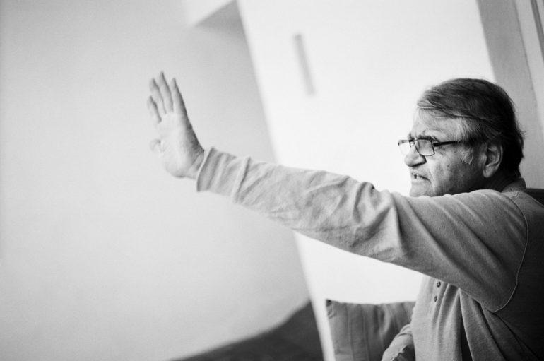 Peter Turrini / fot. Moritz Schell