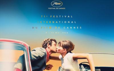 Plakat 71. Festiwalu Filmowego w Cannes