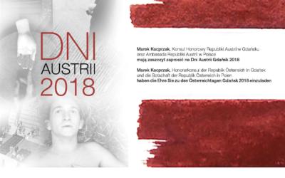 DNI AUSTRII W GDAŃSKU 2018