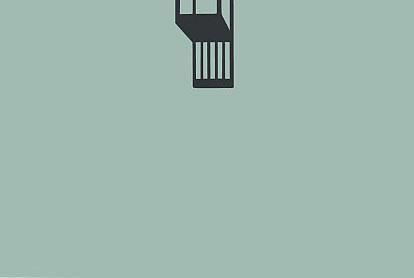 """Fragment okładki """"Ostatniego procesu Kafki"""" Benjamina Balinta"""