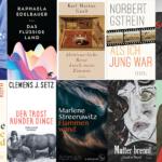 Znamy nominowanych doÖsterreichischer Buchpreis 2019