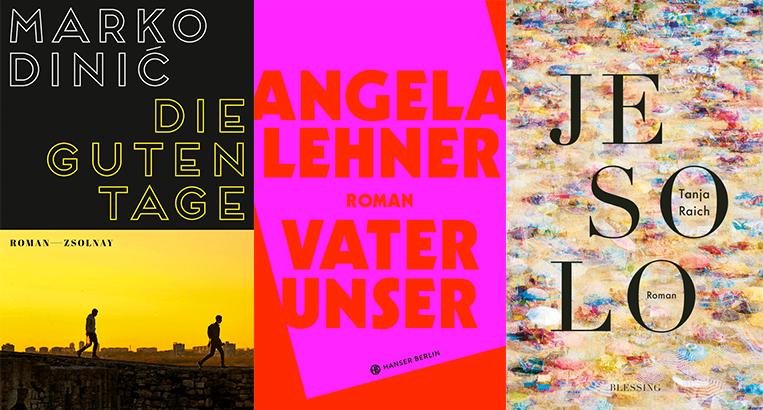 debiut shortlist 2019 nagrody literackiej austrii