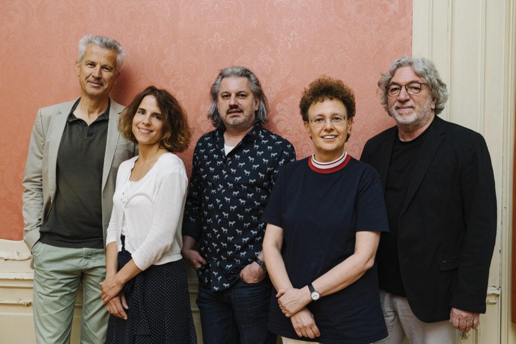 jury buchpreis 2019 nagrody literackiej austrii