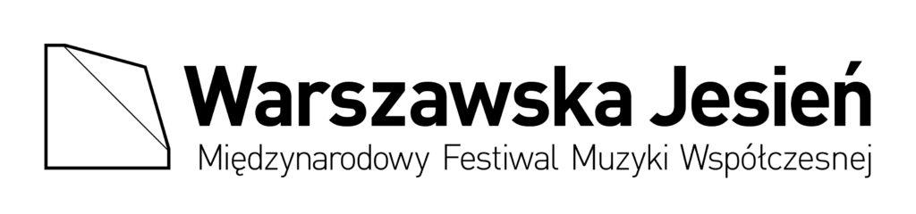 logotyp warszawska jesień