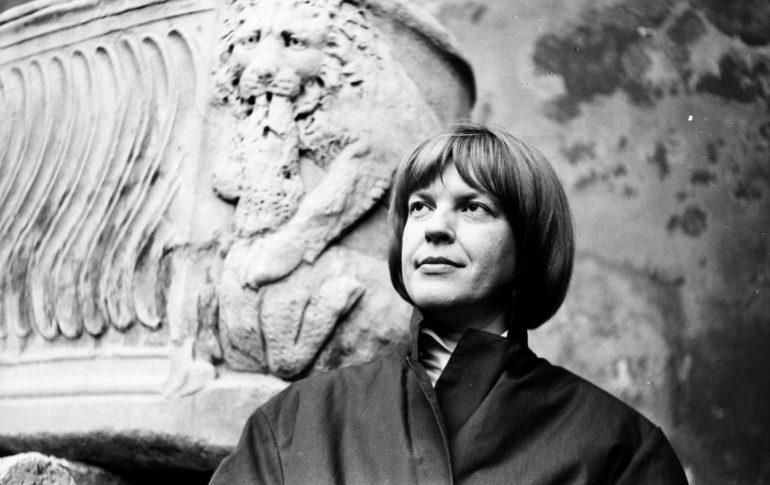 Ingeborg Bachmann | fot. Heinz Bachmann